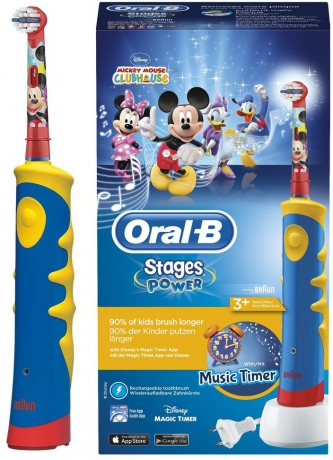 Braun D 10.513K Oral-B Mickey Mouse