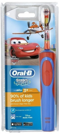 Braun D 12.513K Oral-B Kids Cars