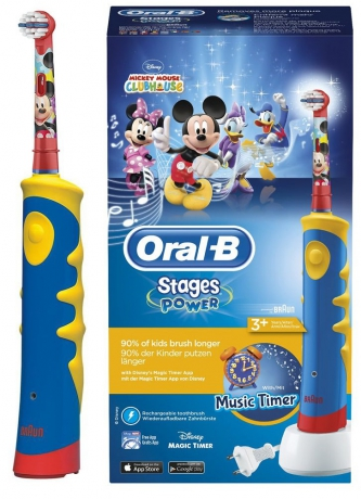 Braun Oral-B D10.513 (music) детская