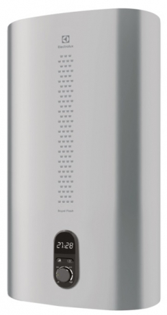 Electrolux EWH 50 Royal Flash Silver