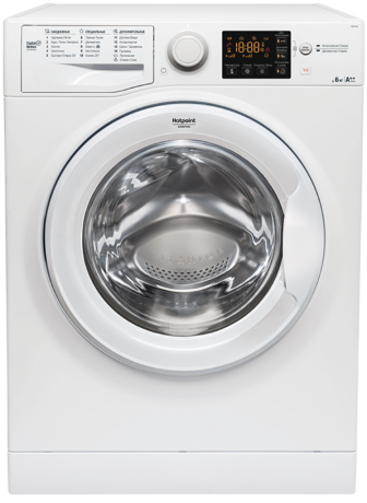 Hotpoint Ariston RSSG 602 WH UA