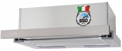 Ventolux GARDA 60 INOX (650) IT